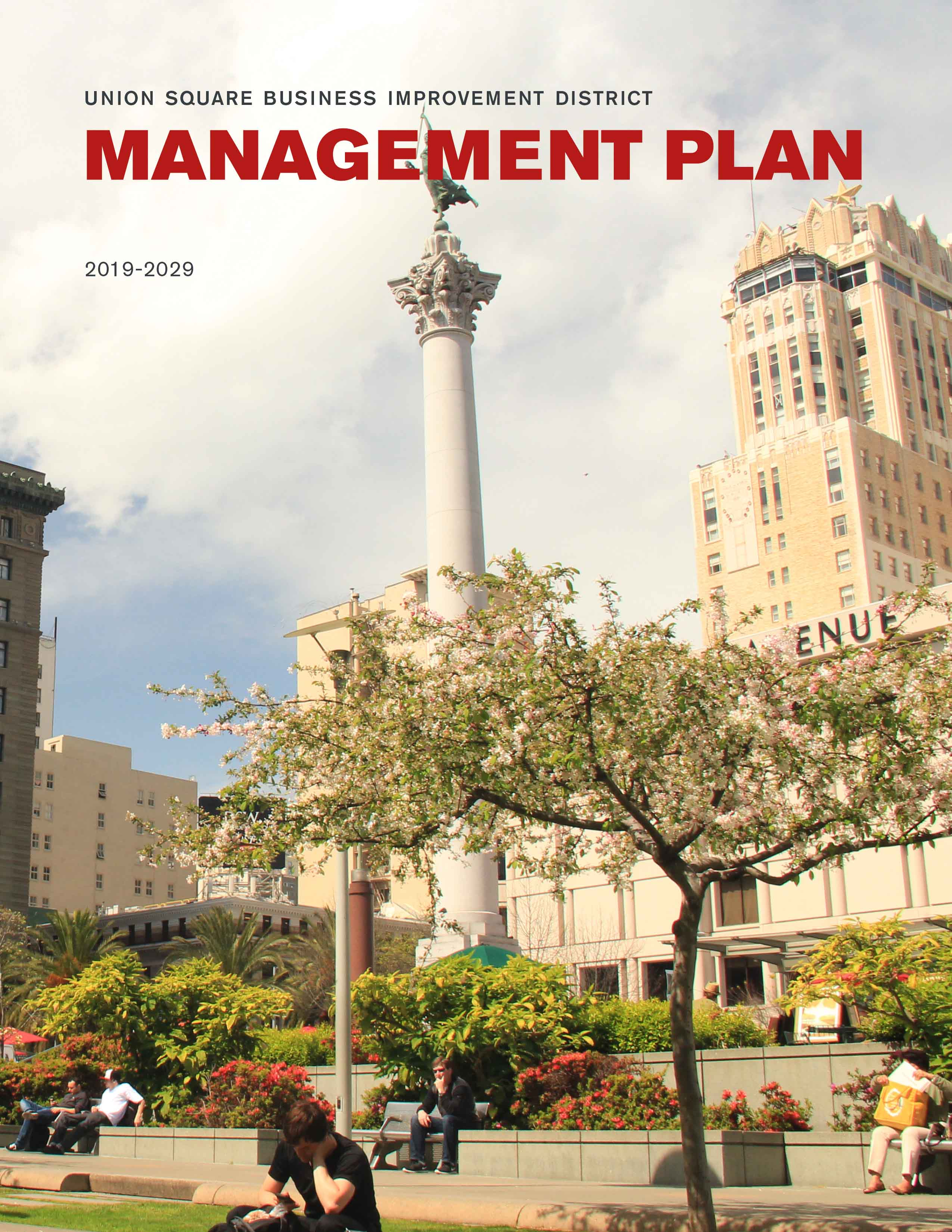 Management Plan 2019