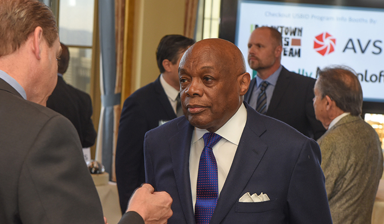 Mayor Willie Brown