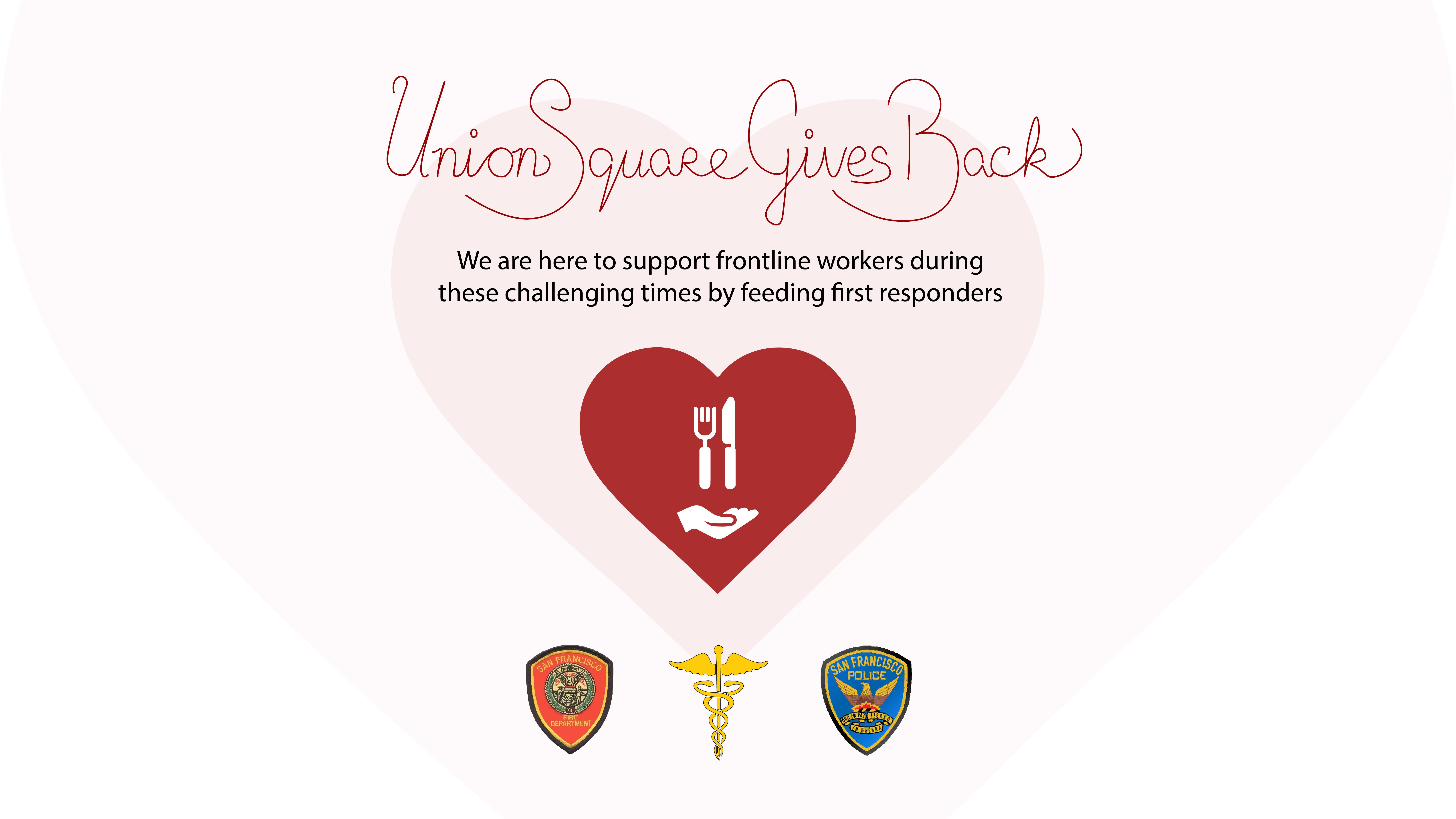 Union Square Gives Back