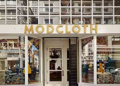 ModCloth Storefront SF