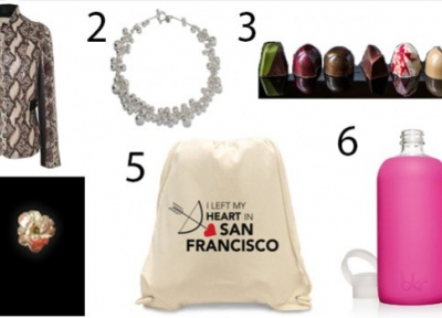 Union Square SF Holiday Gift Guide