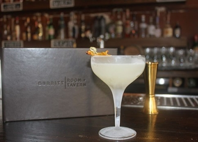 Image of a Second Floor Cocktail