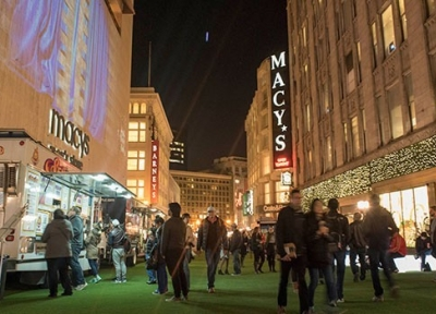 Things To Do In San Francisco - Holiday Events Union Square