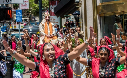 Cultural Events and Festivals in Union Square SF