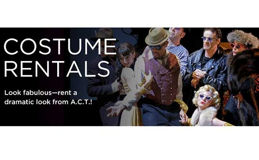 A.C.T. Theater Costume Rentals