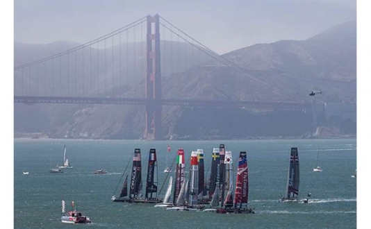 America's Cup, SF