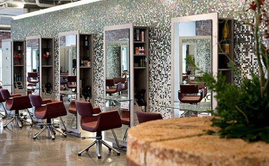 Atelier Emmanuel Salon in Union Square SF