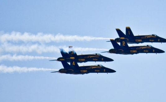 Blue Angels San Francisco Events