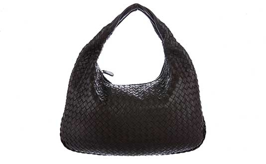 Bottega Veneta Medium Intrecciato Venta Hobo Bag from The RealReal