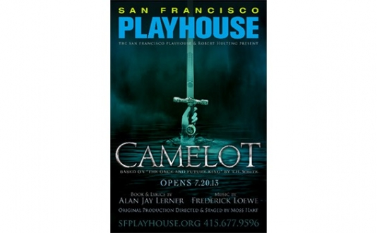 Camelot, SF Playhouse