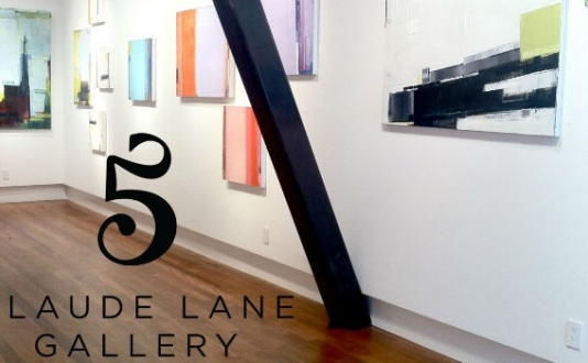 Five Claude Lane Gallery