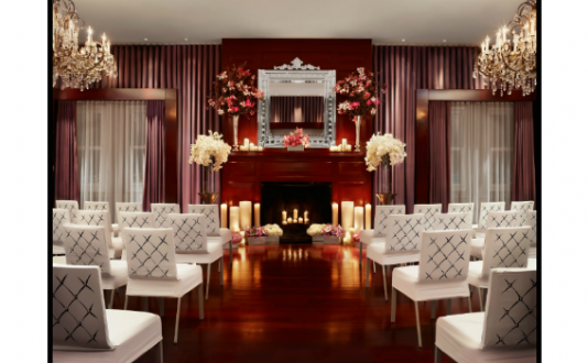 Clift Hotel, Union Square SF, Bridal