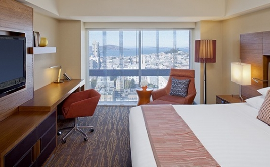 King Guestroom at Grand Hyatt SF