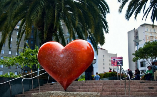 The Heart of San Francisco in Union Square
