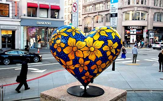The Hearts of Union Square