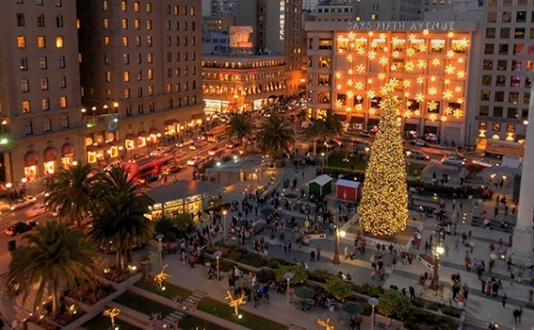 Holiday events, Ice Rink, Union Square