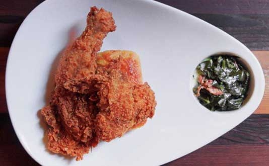 Hops & Hominy's Fried Chicken