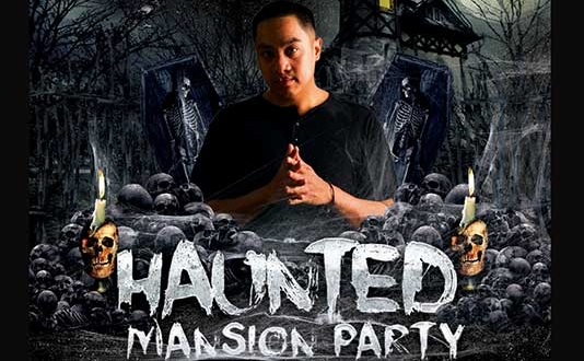 Haunted Mansion at Infusion Lounge