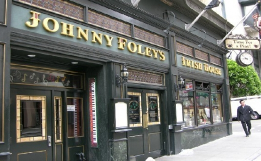 Johnny Foley's Irish House SF