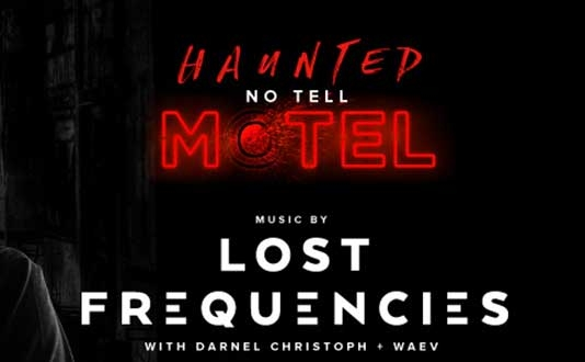 Haunted No Tell Motel at Love + Propaganda