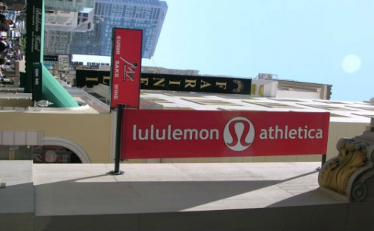 Lululemon in Union Square