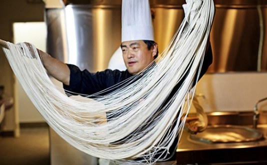 M.Y. China, Martin Yan, San Francisco Restaurant