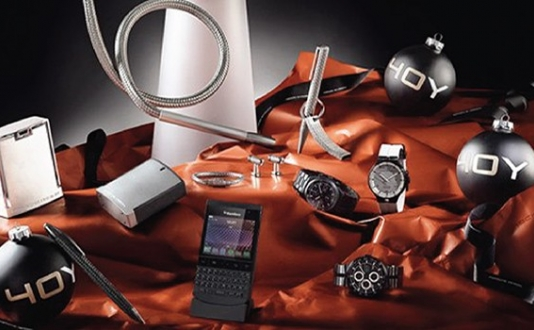 Unique Christmas Gift Ideas from Porsche Design