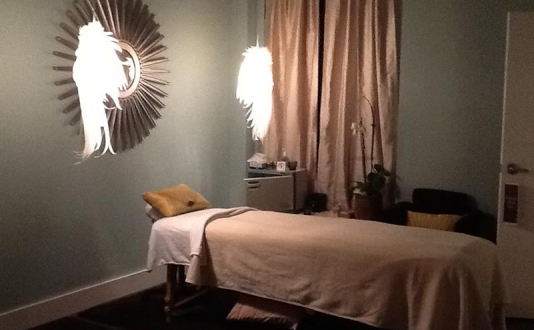 Pure Organic Spa in Union Square, San Francisco