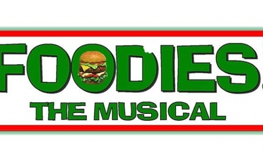 Foodies! The Musical at the Shelton Theater Poster