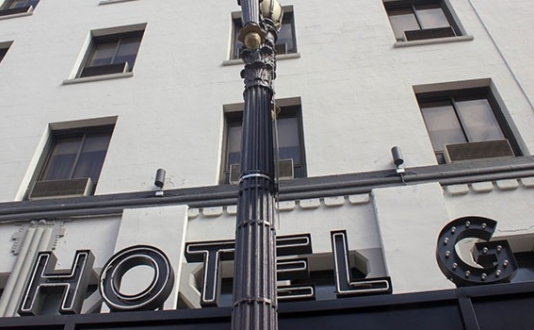 Photo of Hotel G Sign