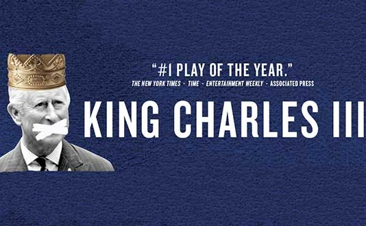 King Charles III at A.C.T. Geary Theater