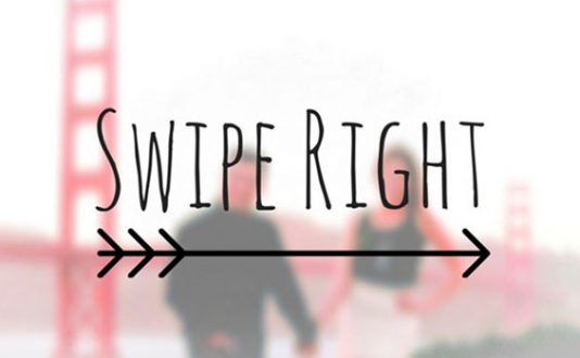 Swipe Right - An Improvised Love Story at the Un-Scripted Theater