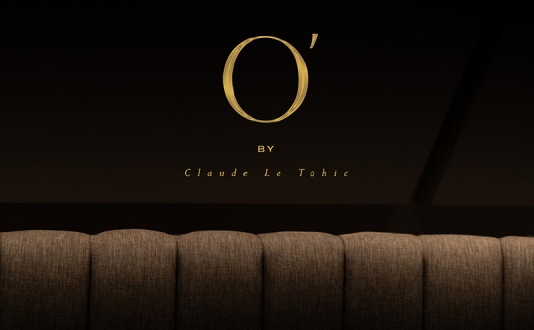O' by Claude Le Tohic