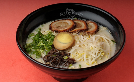 Ajisen Ramen at Union Square, San Francisco