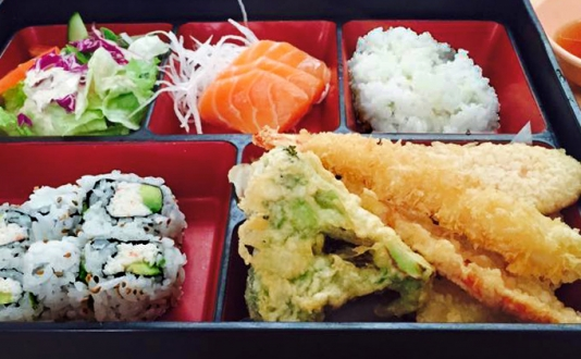 Maru Sushi at Union Square, San Francisco