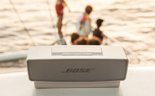 BOSE at Union Square, San Francisco
