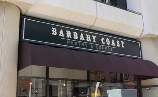 Barbary Coast at Union Square, San Francisco