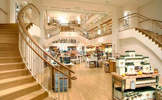 Williams-Sonoma in Union Square, San Francisco