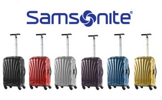 Samsonite at Union Square, San Francisco