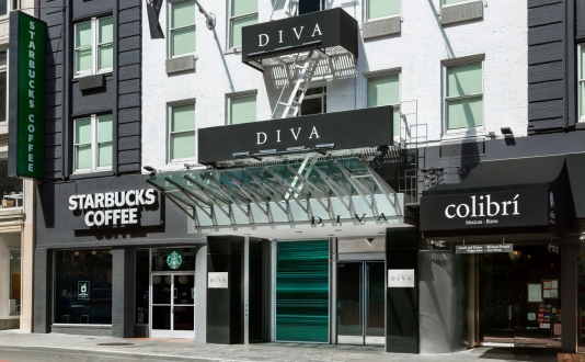 Hotel Diva at Union Square, San Francisco