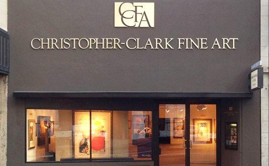 Christopher-Clark Fine Art at Union Square, San Francisco