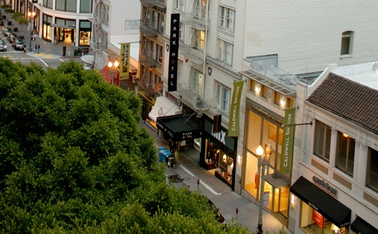 Caldwell Snyder Gallery at Union Square, San Francisco