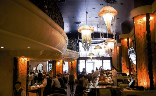Farallon at Union Square, San Francisco