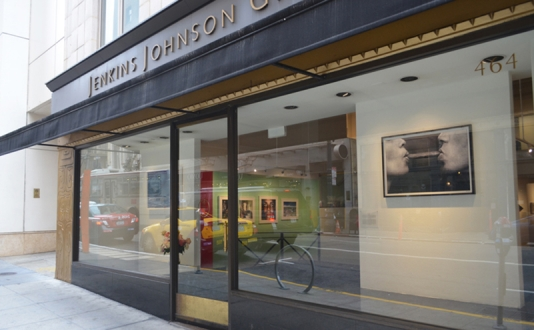 Jenkins Johnson Gallery at Union Square, San Francisco