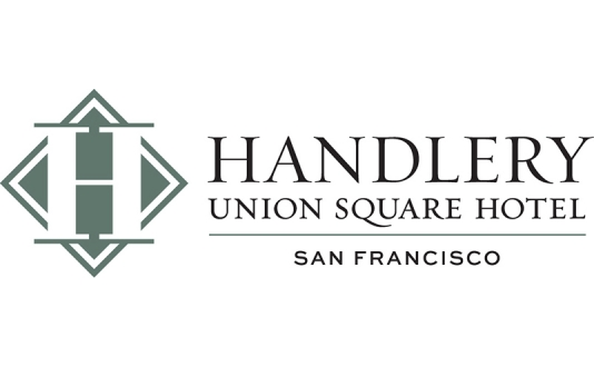 Handlery Union Square Hotel San Francisco LOGO