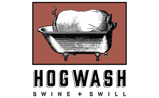 Hogwash at Union Square, San Francisco