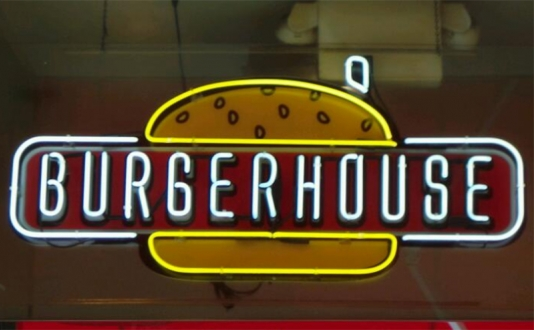 Burger House at Union Square, San Francisco