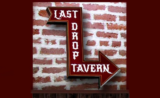 Last Drop Tavern at Union Square, San Francisco