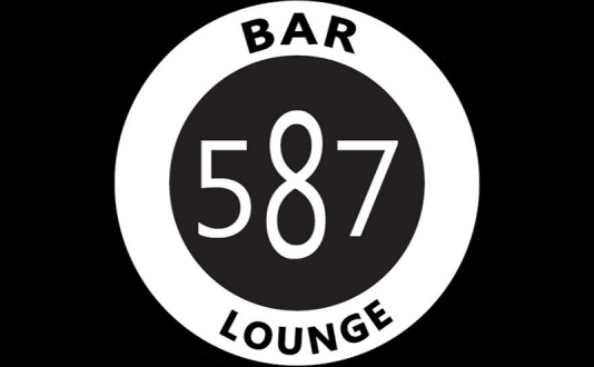 Bar 587 at Union Square, San Francisco