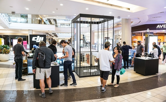 DJI Authorized Retail Store - Westfield San Francisco Centre in Union Square